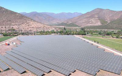 Andes Solar completa 6 MW bajo PMGD en Chile