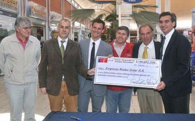 Andes Solar es ganadora de más de 139 millones de pesos en concurso del Ministerio de Energía y CORFO