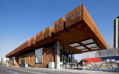 Chile: Andes Solar construyó instalación de 100 kW en centro GAM en Santiago