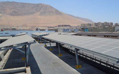 Mall de Zona Franca de Iquique utiliza energía renovable