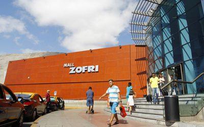 Mall Zofri cubrirá el 16% de su consumo eléctrico con energía solar